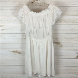 Express Small on Off Shoulder Dress